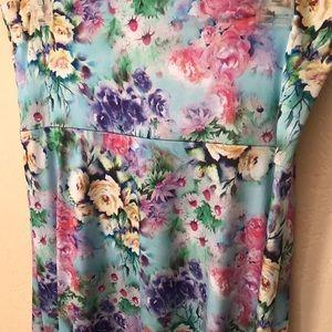 **NWOT** size medium LuLaRoe maxi skirt